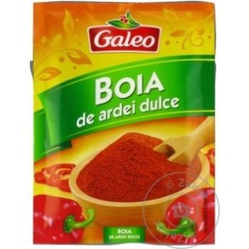 Boia de ardei dulce Galeo 17g - cumpărați, prețuri pentru Metro - foto 2