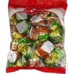 Шоколадные конфеты Bucuria Gloria с миндалем и орехами 250г
