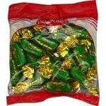 Bomboane de ciocolata Bucuria cu arahide 250g
