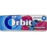 Жевательная резинка Orbit лесные ягодя 13,6г