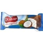 Сырок глазированный Dolce с кокосом 36г