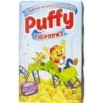 Кукурузные палочки Puffy 120г