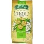 Bruschette Maretti cu gust de smantana si ceapa 70g - cumpărați, prețuri pentru Metro - foto 1