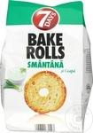 Pesmeti 7Days Bake Rolls gust de cu smantana si ceapa 80g