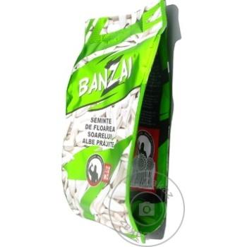 Seminte de floarea-soarelui Banzai albe prajite 110g - cumpărați, prețuri pentru Metro - foto 4
