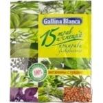 Amestec Gallina Blanca 15 condimente verdeață 75g
