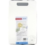 Доска разделочная пластиковая Tescoma Presto 30х20см