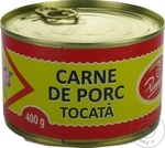 Carne de porc Pamapol 400g