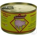Carne de porc Poianamol 400g