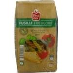 Fusilli tricolore Fine Life 500g