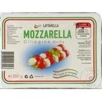 Сыр Mozzarella Ciliegine Latte 200г