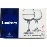 Pahar Luminarc French Brass Vodca 65ml 6buc