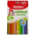 Fibracolor creioane color 18buc