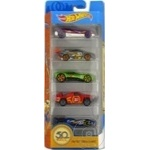 Masini Hot Wheels 5buc asort