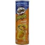 Chips Pringles cu gust de paprika 165g - cumpărați, prețuri pentru Metro - foto 1
