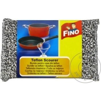 Burete pentru vase Fino Teflon 1buc - cumpărați, prețuri pentru Metro - foto 1