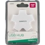 Концентратор USB Hama 4 порта