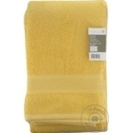 Полотенце Tarrington house Nos Желтый 90X150см