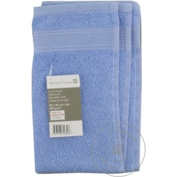 Prosop Tarrington House Nos Blue 30x50cm - cumpărați, prețuri pentru Metro - foto 1
