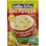 Supa de gaina Gallina Blanca cu pesmeti 17g