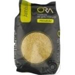 Крупа пшеничная Ora мелкая 1кг