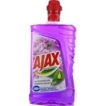 Средство для мытья пола и других поверхностей Ajax Liliac 1л
