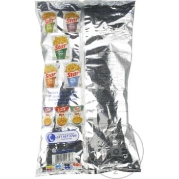 Снеки Star со вкусом сыра 73г - купить, цены на Метро - фото 3