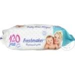 Servetele umede Freshmaker Jumbo 120buc - cumpărați, prețuri pentru Metro - foto 4