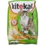 Hrana uscata pentru pisici Kitekat pui 350g