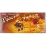 Шоколадные конфеты Bucuria Meteorit в желтой коробке 320г