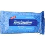 Влажные салфетки Freshmaker 15шт