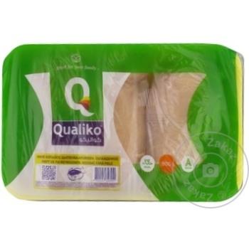 Piept de pui refrigerat Qualiko 900g - cumpărați, prețuri pentru Metro - foto 1