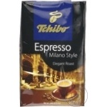 Молотый кофе Tchibo Milano 250г