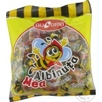 Желейные конфеты Bucuria Albinuta mea 250г