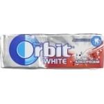 Guma Orbit cu gust clasic 13,6g