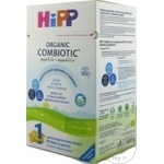 Молочная смесь HiPP 1 Combiotic 800г