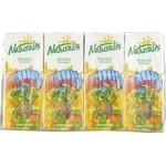 Напиток с содержанием сока Naturalis Персик/Манго 8x0,2л