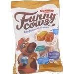 Конфеты Победа Funy Cows 150г