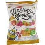Жевательные конфеты Победа Шмелькино Брюшко 150г
