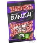 Арахис Banzai жареный соленый неочищенный 70г