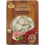 Pelmeni Sibirskie porc/vita 400g