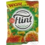 Сухарики Flint со вкусом красной икры 150г