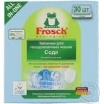Таблетки для посудомоечных машин Frosch 30шт