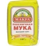 Faina de grau Makfa 1kg