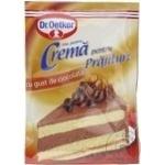 Крем для пирогов Dr. Oetker шоколад 55г