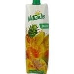 Напиток Naturalis с содержанием сока тропических фруктов 1л