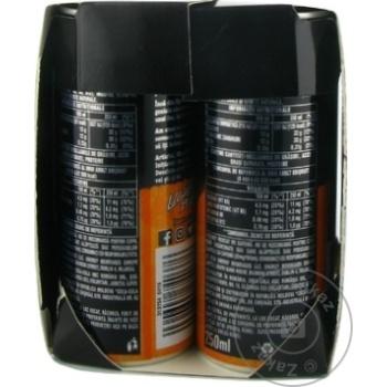Bautura energizanta Burn Mango 0,25l x 4buc - cumpărați, prețuri pentru Metro - foto 2