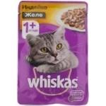 Hrană pentru pisici Whiskas Curcan 85g