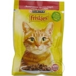 Hrana pisici Friskies vita/sos 100g