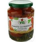 Tomate conservate Vis 660g